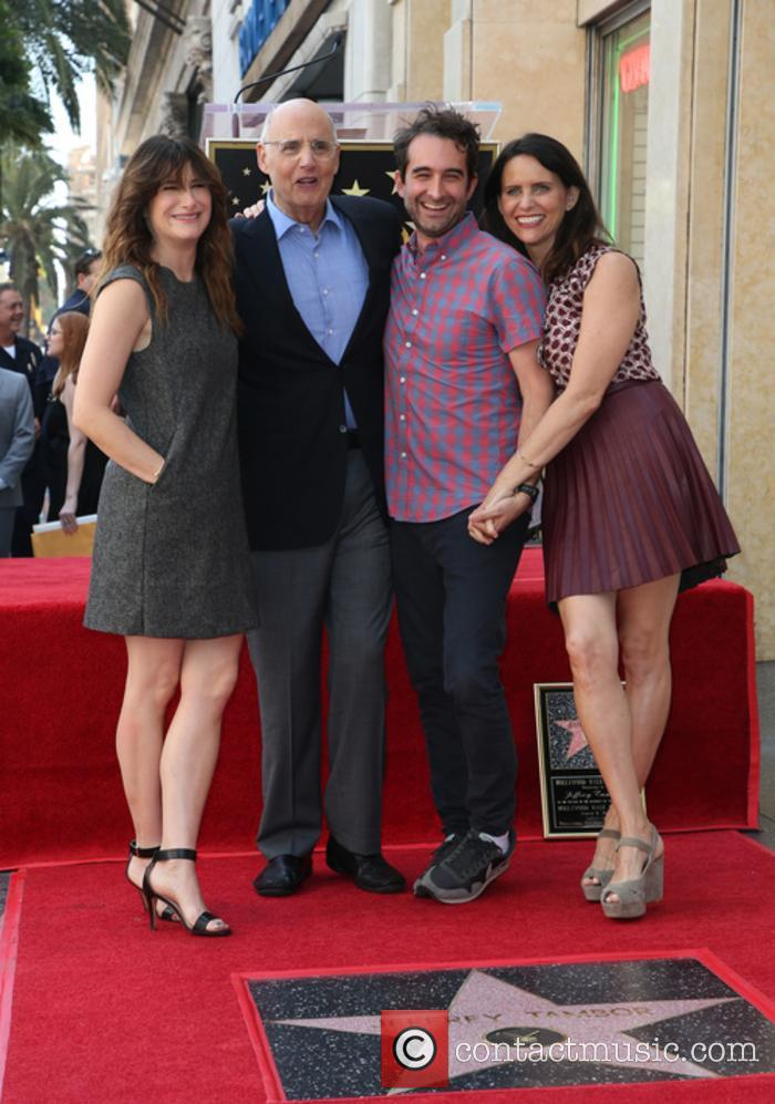 Kathryn Hahn, Jeffrey Tambor, Jay Duplass and Amy Landecker 1