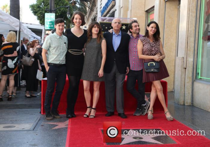 Rhys Ernst, Our Lady J, Kathryn Hahn, Jeffrey Tambor, Jay Duplass and Amy Landecker 5