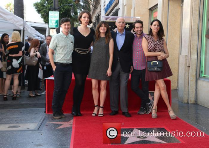 Rhys Ernst, Our Lady J, Kathryn Hahn, Jeffrey Tambor, Jay Duplass and Amy Landecker 6
