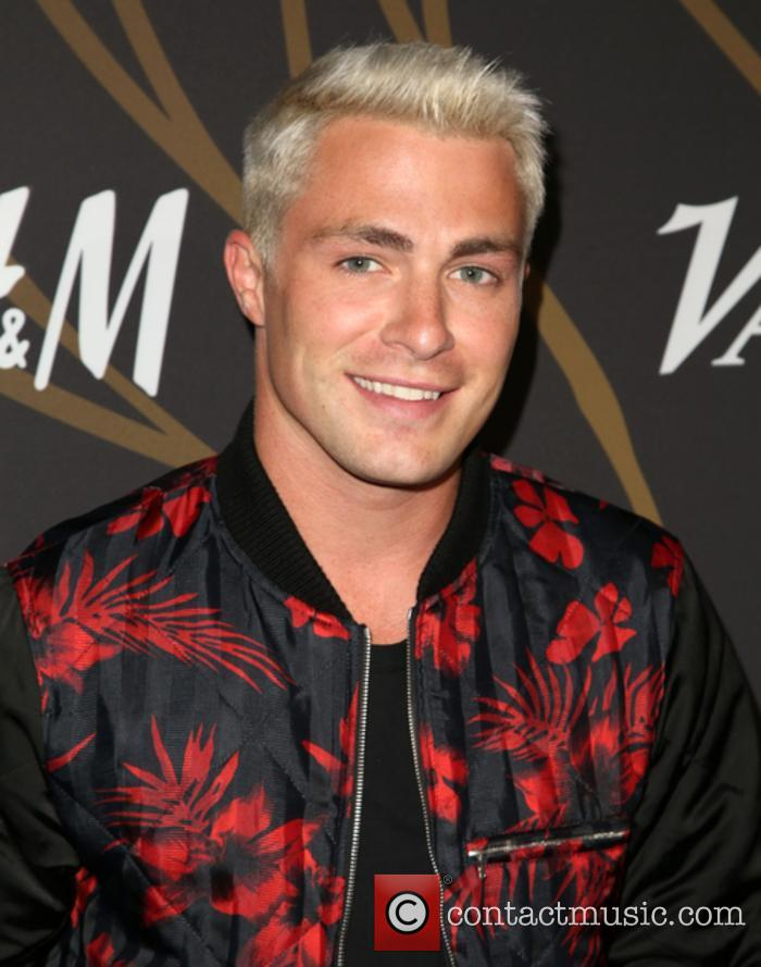Colton Haynes is making an 'Arrow' comeback