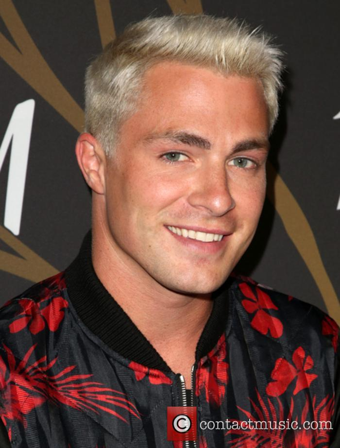 Colton Haynes at Variety's Power of Young People event