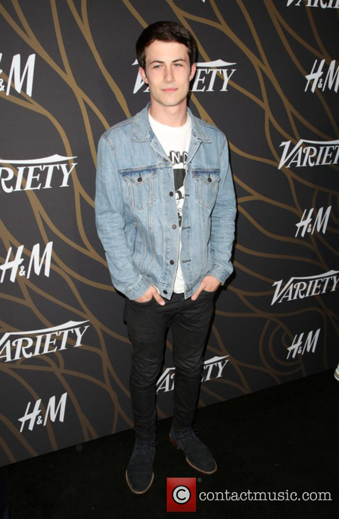 '13 Reasons Why' star Dylan Minnette at Variety's Power of Young Hollywood event