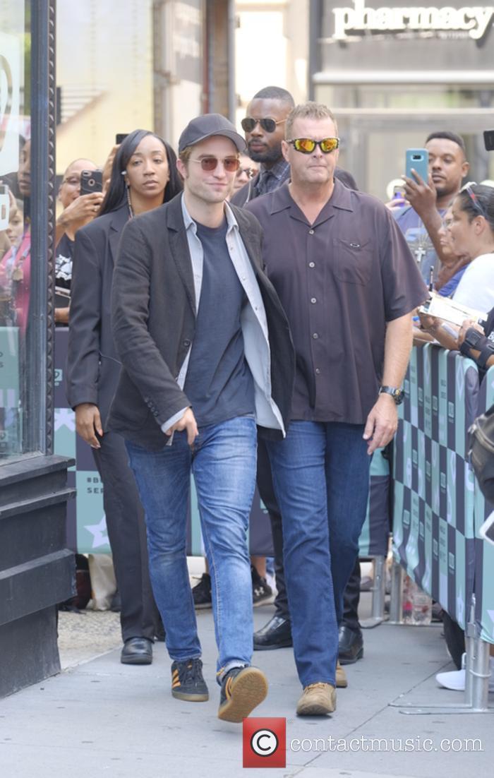 Robert Pattinson and Robert Pattison 4