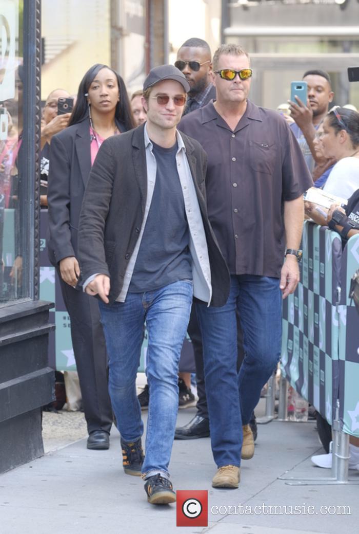 Robert Pattinson and Robert Pattison 5