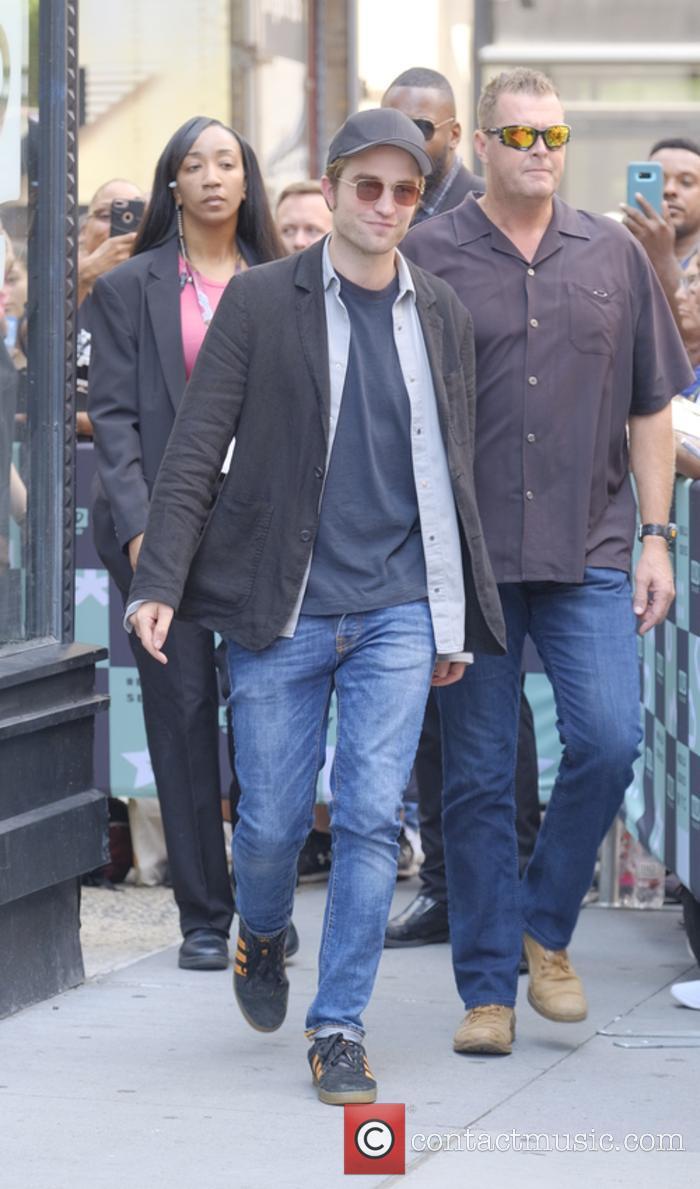 Robert Pattinson and Robert Pattison 6