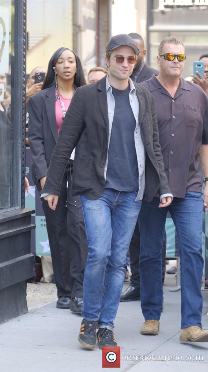 Robert Pattinson and Robert Pattison 7