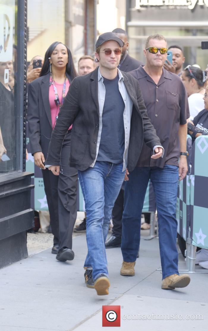 Robert Pattinson and Robert Pattison 8