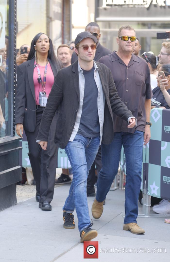 Robert Pattinson and Robert Pattison 9