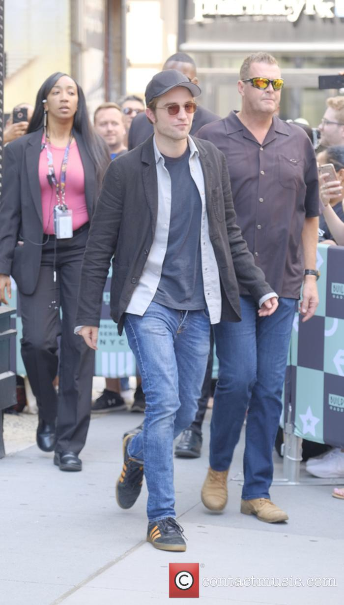 Robert Pattinson and Robert Pattison 10