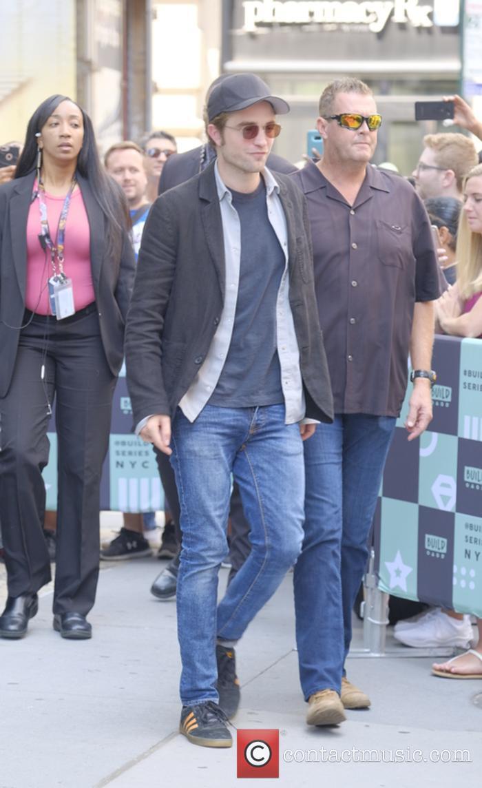 Robert Pattinson and Robert Pattison 11