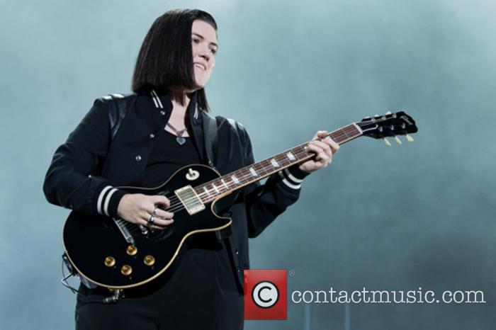 The Xx and Romy Madley Croft 2