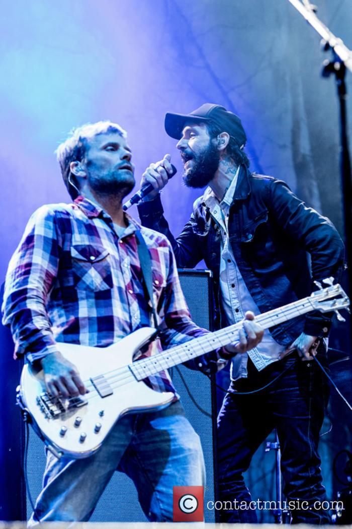 Band Of Horses, Ben Bridwell and Matt Gentling 4