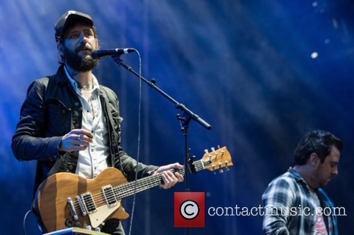 Band Of Horses and Ben Bridwell 8