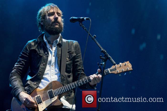 Band Of Horses and Ben Bridwell 11