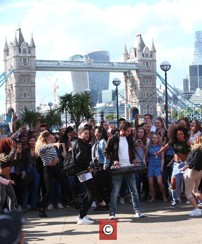 Liam Payne and Zedd