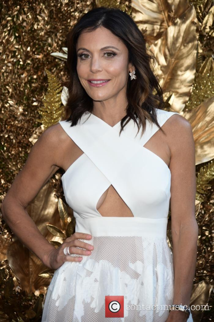 Bethenny Frankel was one of the Wives caught in the dramatic event