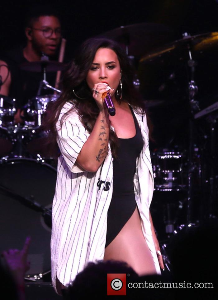 Demi Lovato Being Nudged Toward Rehab As She Prepares To Leave Hospital