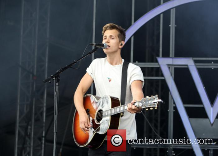 James Mcvey and The Vamps 1