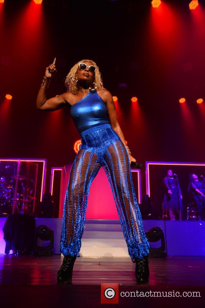 Mary J Blige Tour Miami Beach