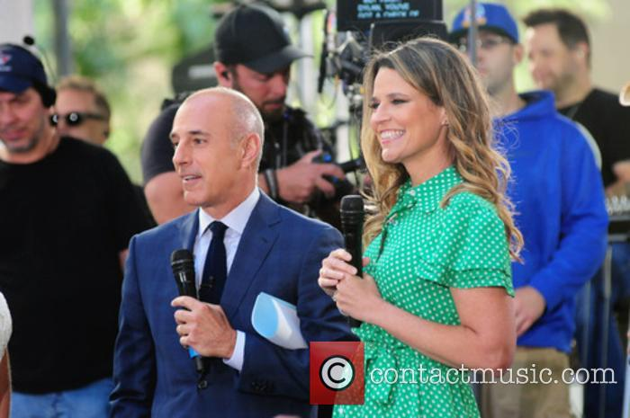 Matt Lauer still sending notes to 'Today' producers, report says