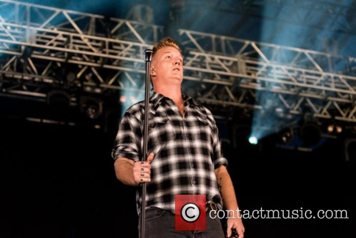 Queens Of The Stone Age and Josh Homme 4