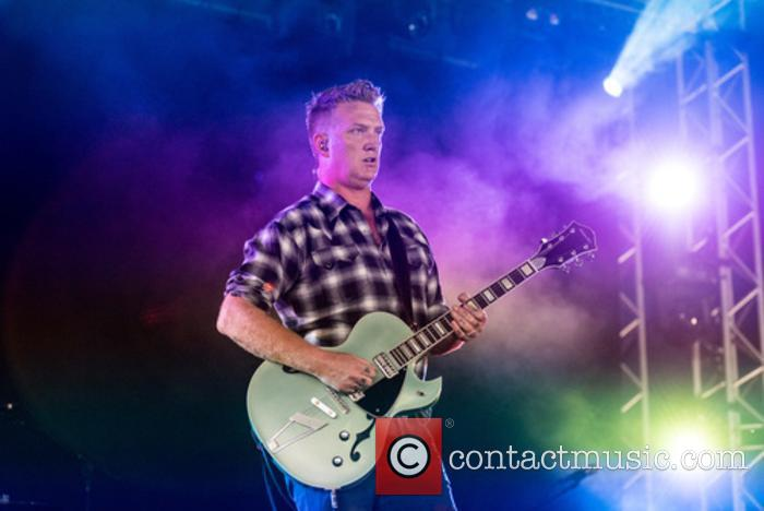 Queens Of The Stone Age and Josh Homme 6
