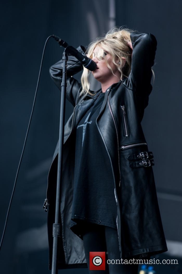The Pretty Reckless and Taylor Momsen 1