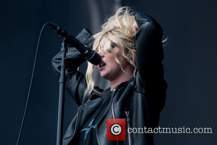 The Pretty Reckless and Taylor Momsen 2
