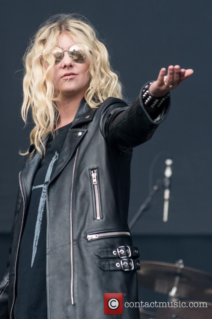 The Pretty Reckless and Taylor Momsen 8