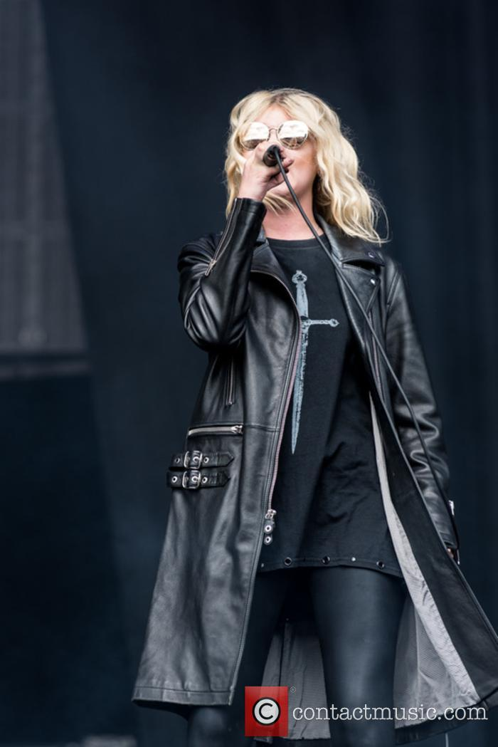 The Pretty Reckless and Taylor Momsen 10