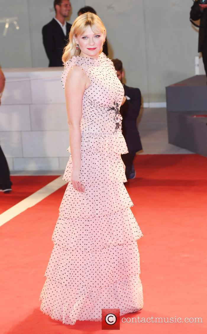 Kirsten Dunst at the 'Woodshock' premiere