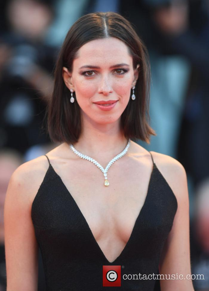 Rebecca Hall will donate her entire fee to the 'Time's Up' campaign