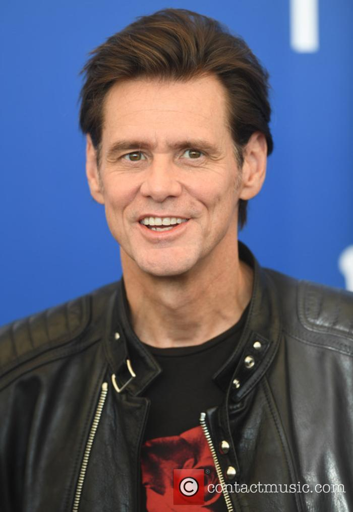 Jim Carrey at Venice Film Festival