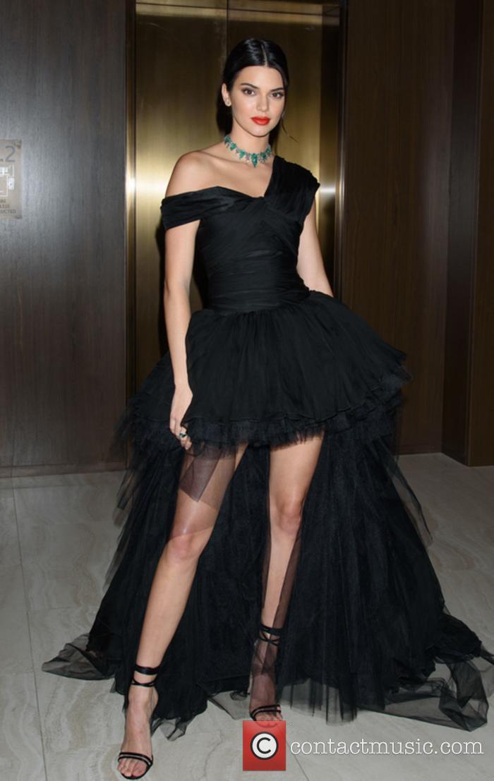 Kendall Jenner at Daily Front Row Fashion Media Awards
