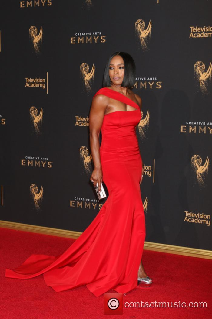Angela Bassett looks incredible on the Creative Arts Emmys red carpet