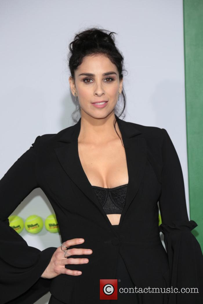 Sarah Silverman at 'Battle of the Sexes' premiere