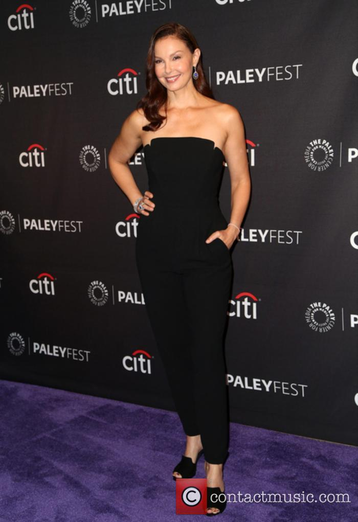 Ashley Judd at Paleyfest Berlin