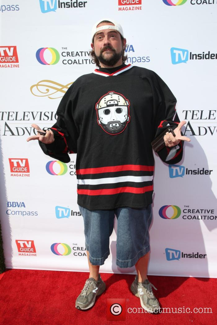 Kevin Smith at the TV Advocacy Awards