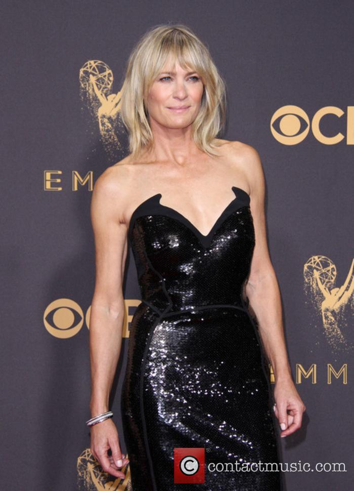 Robin Wright makes her 'House of Cards' return later this year
