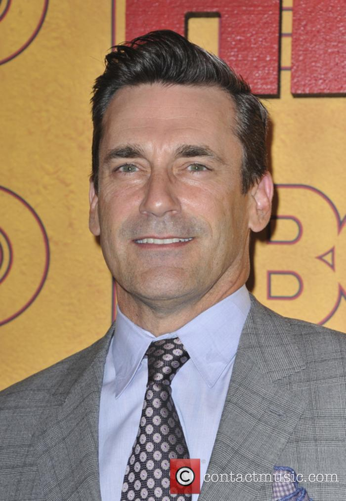 Jon Hamm seems to be the perfect choice to play archangel Gabriel