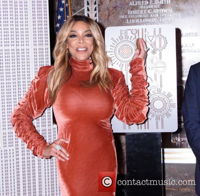 Wendy Williams lights up the Empire State building