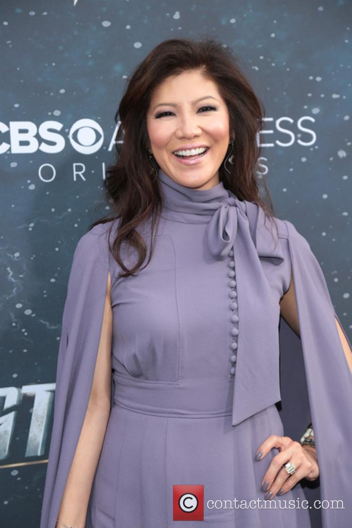 Julie Chen hosts 'Celebrity Big Brother' in the US