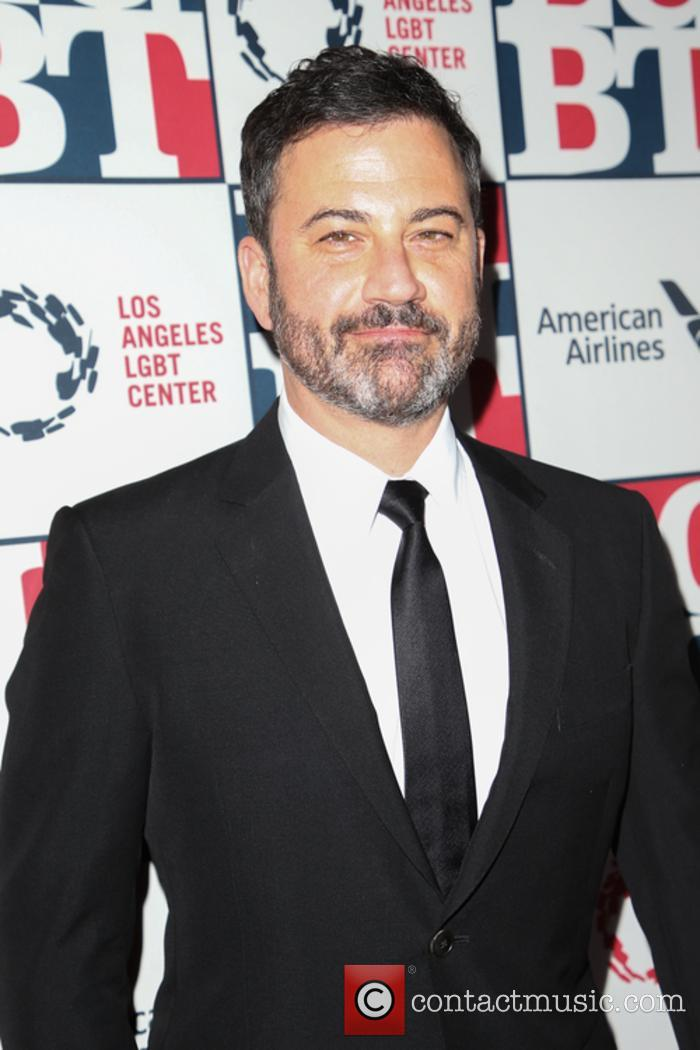 Jimmy Kimmel at the LGBT Gala Awards