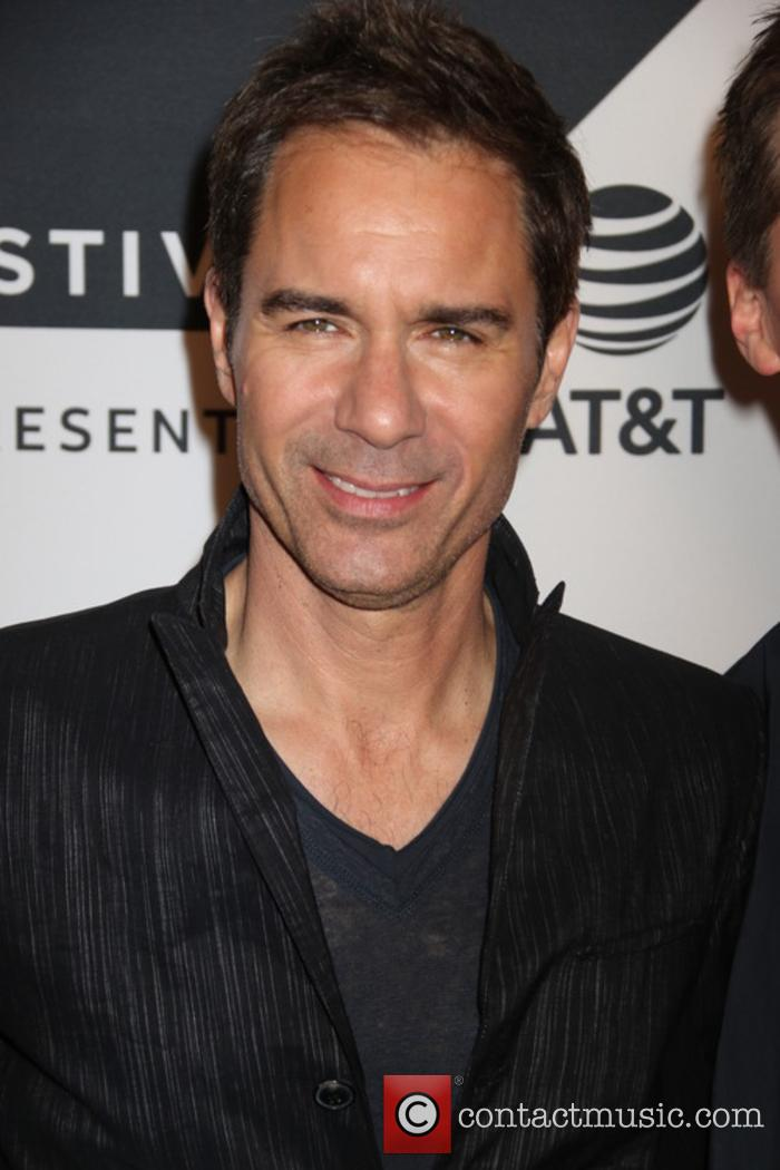 Eric McCormack was happy the writers knew the direction they were headed