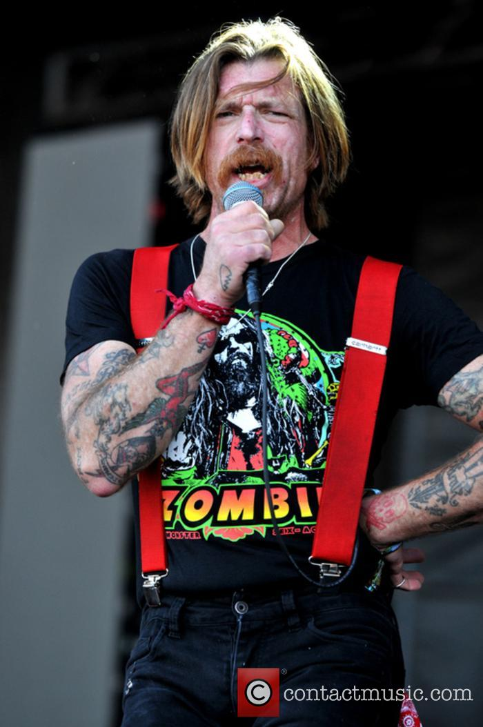 Eagles of Death Metal at Louder Than Life Festival