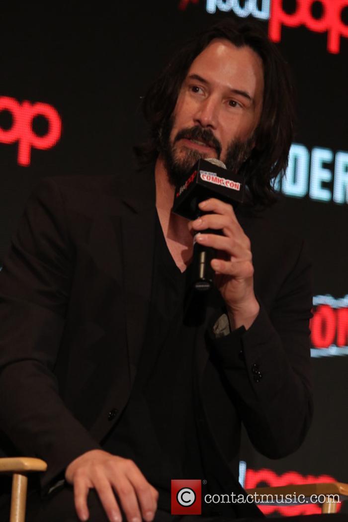 Keanu Reeves has some bad news...
