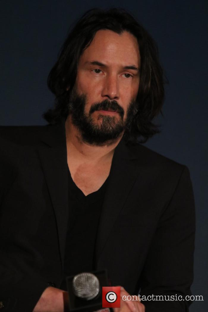 Keanu Reeves is returning for 'Bill & Ted Face The Music'