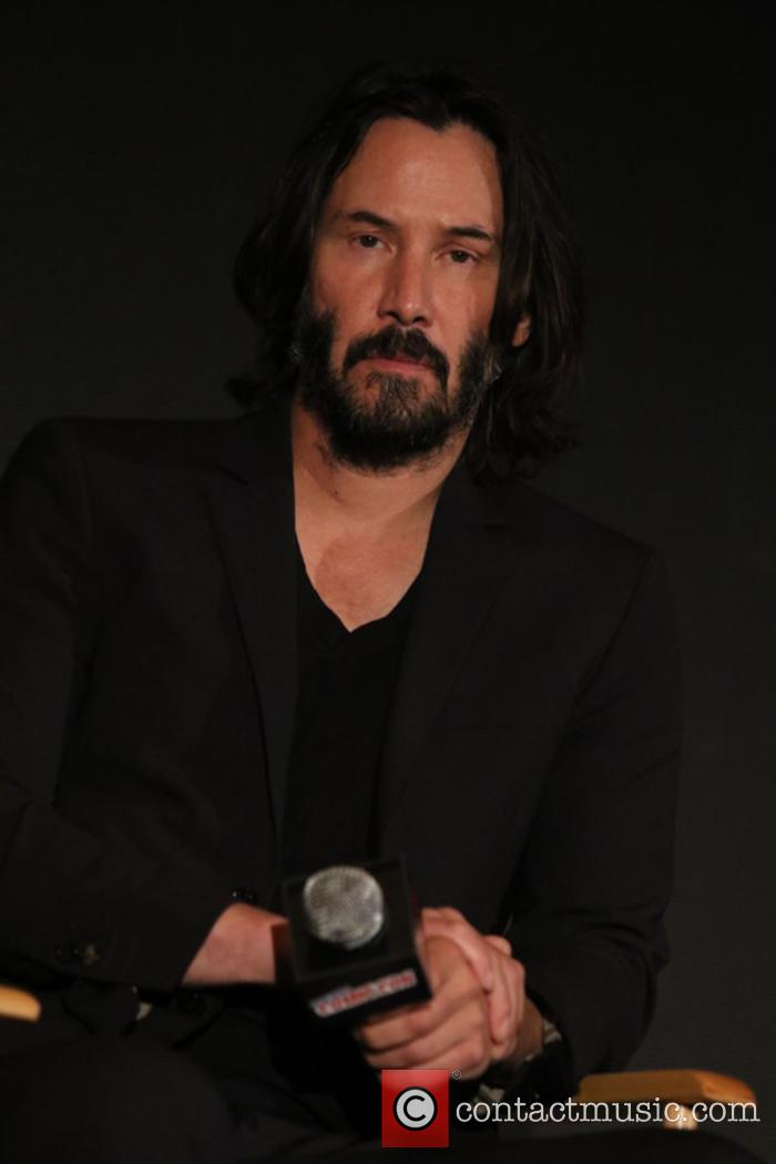 Keanu Reeves has opened up about the third 'John Wick' movie