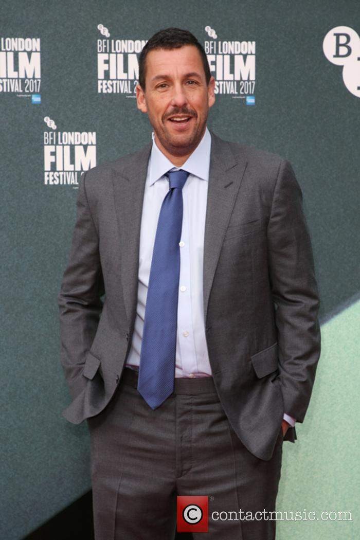 Adam Sandler at BFI London Film Festival