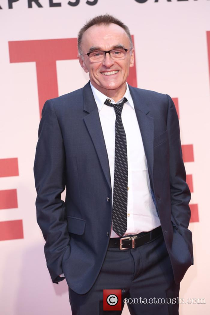 Danny Boyle at the 'Battle of the Sexes' premiere
